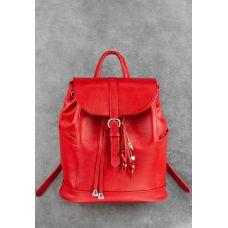 Кожаный рюкзак BLANKNOTE Олсен рубин