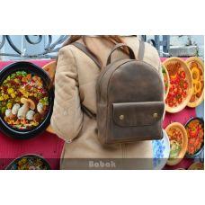 Рюкзак BABAK 873551 коричневый