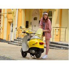 Рюкзак BABAK 873515 лимонный
