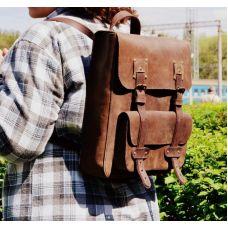 Рюкзак BABAK 878051 коричневий