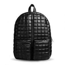 Рюкзак FUSION BLACK OCTOBER стьобаний чорний