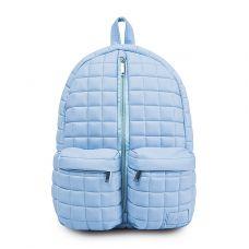Рюкзак FUSION SKY BLUE стьобаний блакитний