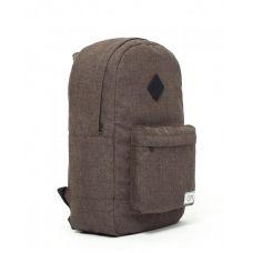 """Рюкзак GIN """"Бронкс XL cotton"""" коричневый"""