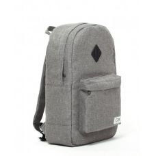 "Рюкзак GIN ""Бронкс XL cotton"" светло-серый"
