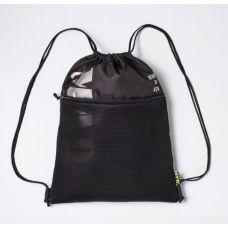 Рюкзак MAD мішок чорний