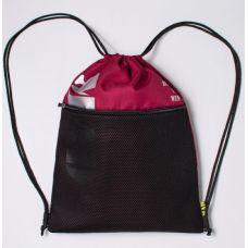 Рюкзак MAD мешок бордовый