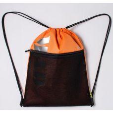 Рюкзак MAD мішок помаранчевий