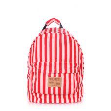 Рюкзак молодежный POOLPARTY backpack-navy-red красный
