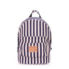Рюкзак молодежный POOLPARTY backpack-navy-blue синий
