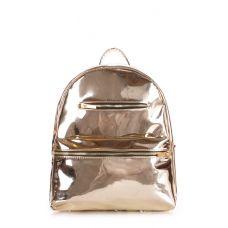 Рюкзак жіночий POOLPARTY Mini mini-bckpck-gold золотий