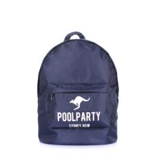 Рюкзак молодежный POOLPARTY backpack-oxford-blue синий